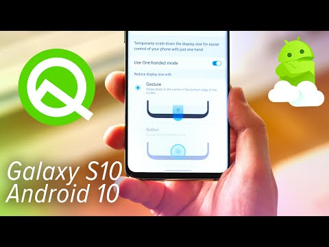 One UI 2: Samsung Galaxy S10 Android 10 Update Top Features + What's New!