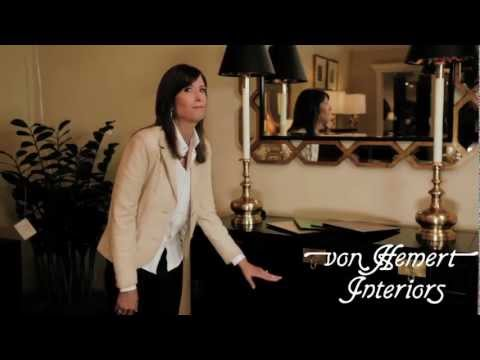 Von Hemert Interiors Featuring Councill Furniture