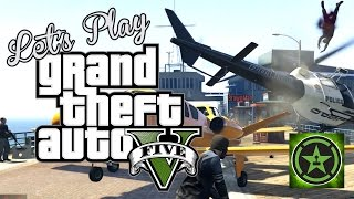 Let's Play – GTA V – Cops N Crooks