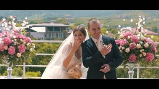 Свадебный клип.  Антон и Кристина.