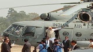 Narender Modi came in Thakurnagar official video | Narendra Modi ji aaj aaye ThakurNagar 2019