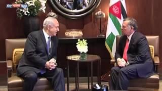 عمان تندد بالعنف الإسرائيلي
