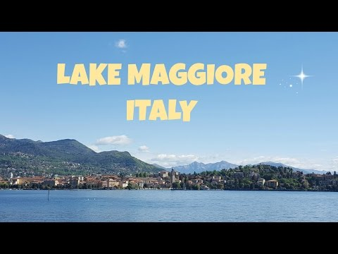 Lake Maggiore // Travel in Northern Italy