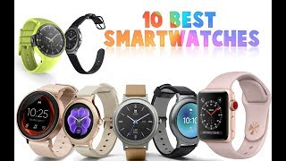 TOP 10: Best Smartwatch of 2018