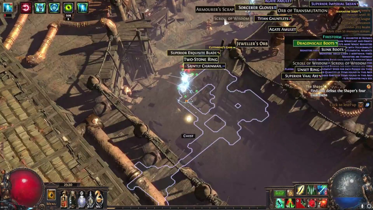Path of exile 30 frost blades build guardian of the chimera tier path of exile 30 frost blades build guardian of the chimera tier 16 map gumiabroncs Images
