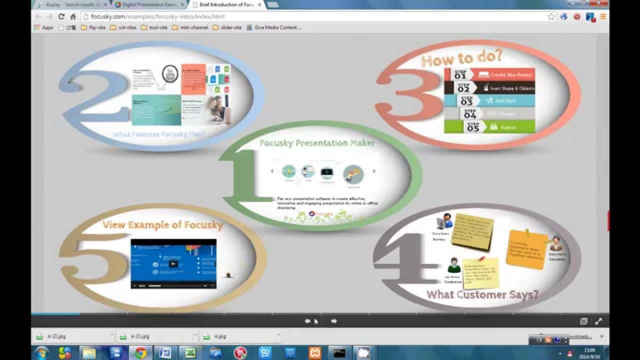 free animated presentation software to make engaging presentation
