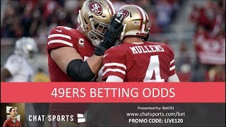 San Francisco 49ers Odds On Beating The New York Giants In Week 10