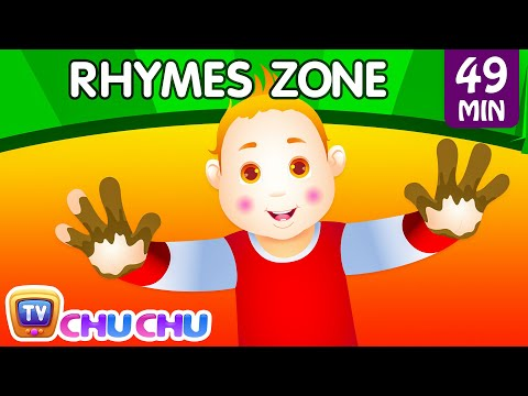 Johny Johny Yes Papa | Popular Nursery Rhymes Playlist for Children | ChuChu TV Rhymes Zone For Kids