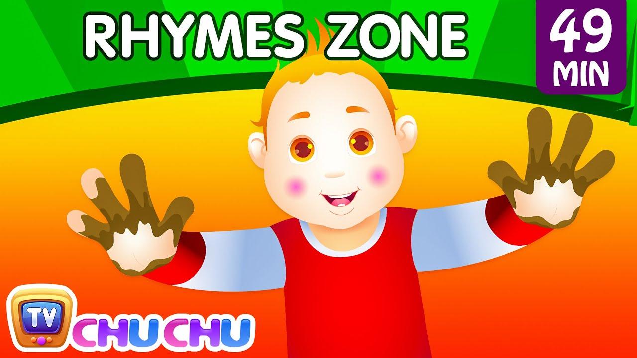 Johny Johny Yes Papa Popular Nursery Rhymes Playlist For Children Chuchu Tv Rhymes Zone For Kids