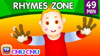 Video Johny Johny Yes Papa | Popular Nursery Rhymes Playlist for Children | ChuChu TV Rhymes Zone For Kids download MP3, 3GP, MP4, WEBM, AVI, FLV September 2018