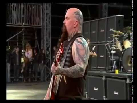 Slayer - Seasons in the Abyss (Live Sonisphere 2011) HD
