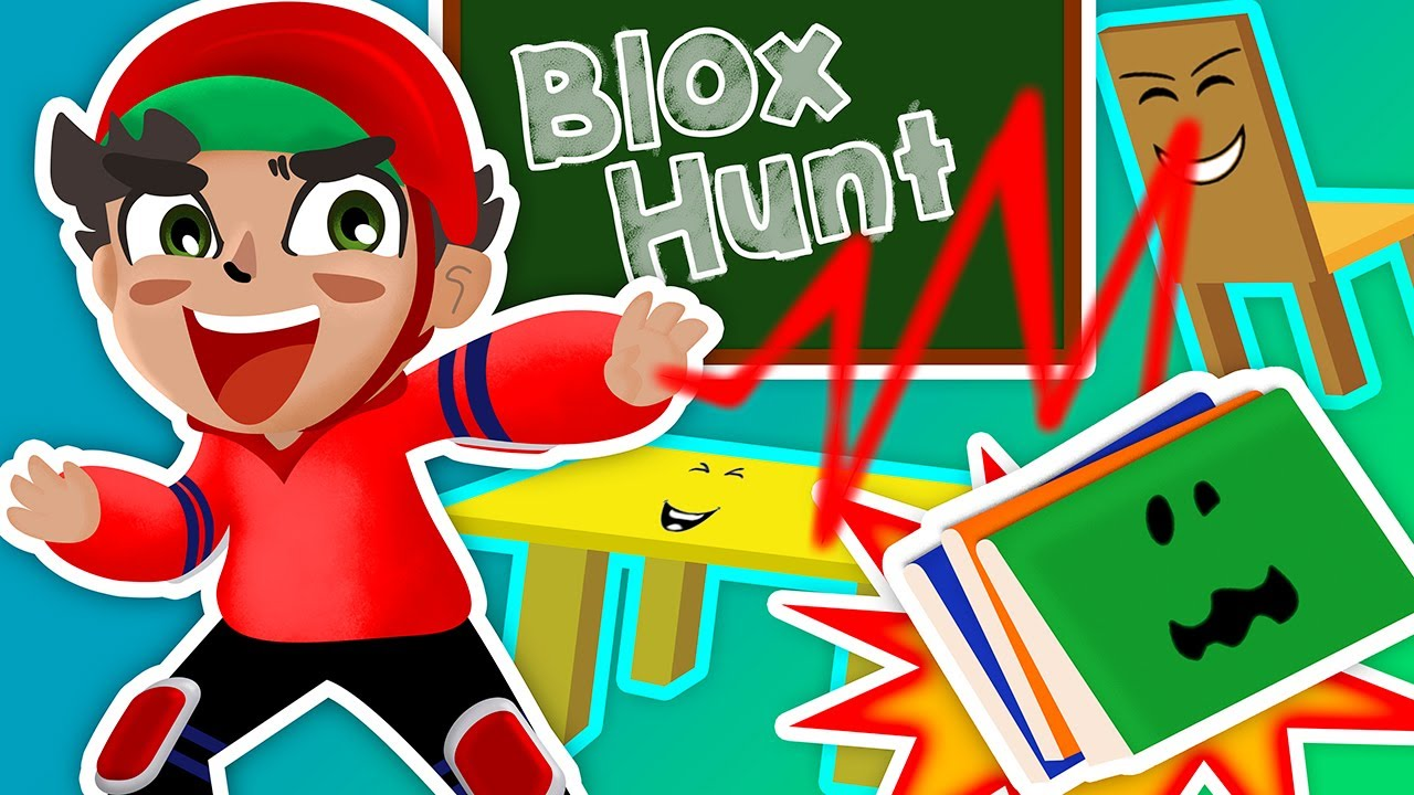 ROBLOX NEW PROP HUNT.. Hide N Seek | Roblox