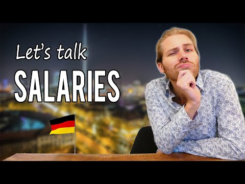 Average Salaries & Working in Germany - How much Money are People making?