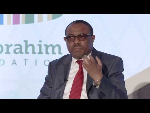 Mo in conversation with Hailemariam Desalegn, former Prime Minister of Ethiopia