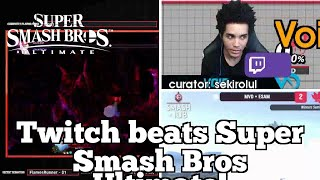 Daily SSB Ultimate Highlights: Twitch beats Super Smash Bros Ultimate!