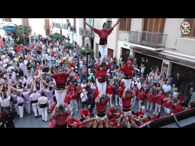 Vano P5 Castellers Alt Maresme @ FM Calella (21/09/2019)