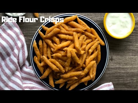 rice-flour-crisps||simple-and-tasty-snacks||-బియ్యం-పిండి-తో-రుచికరమైన-కరకరలాడే-కుర్కురే