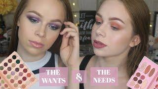 Makeup Revolution: The Emily Edit | 2 Looks