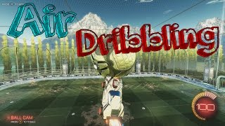 Air Dribbling | Гайд | Rocket League