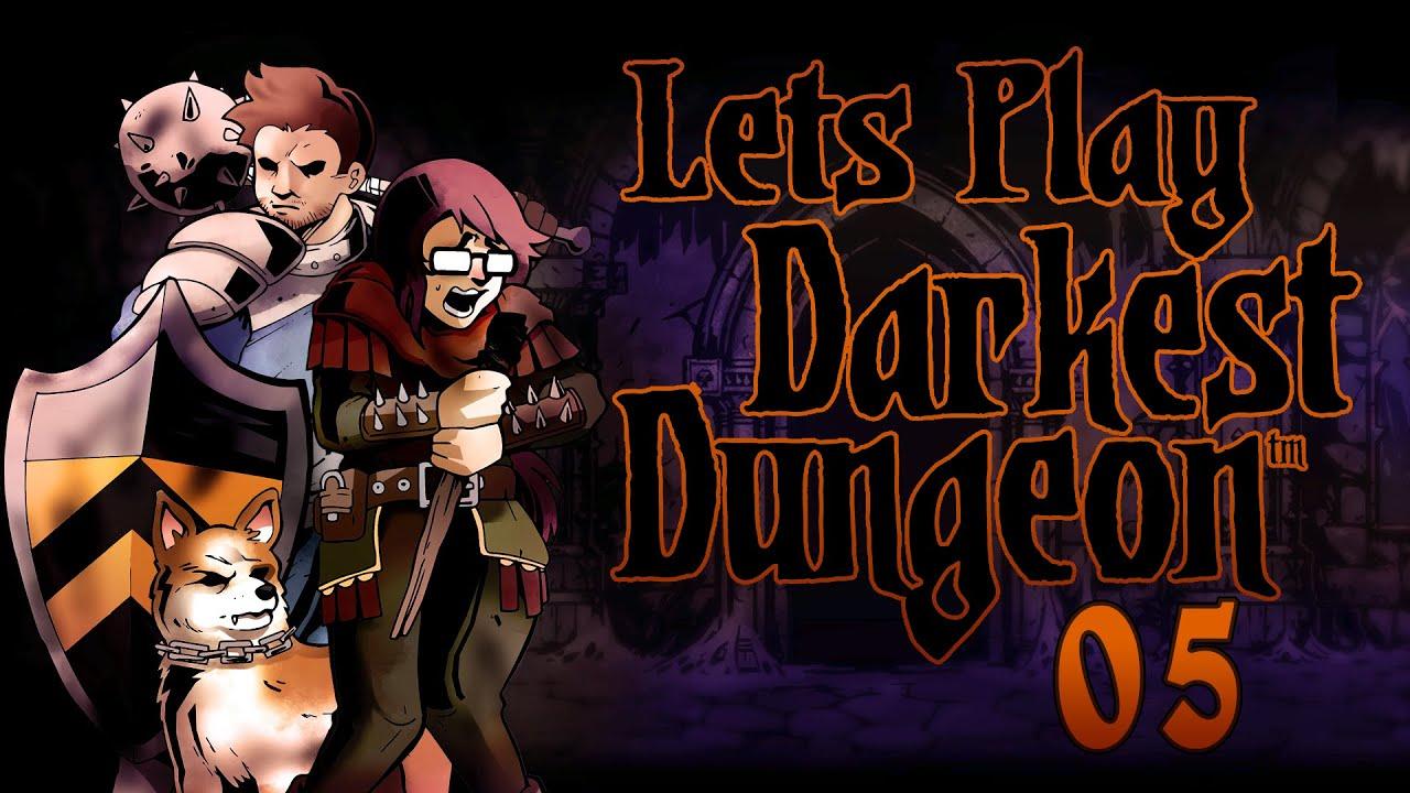 Darkest Dungeon [No Light] - Episode 5