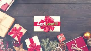来自阿格里兰的圣诞快乐