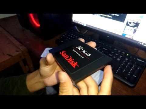 Tutorial Cara Memasang Hardisk SSD Samsung di PC Desktop.