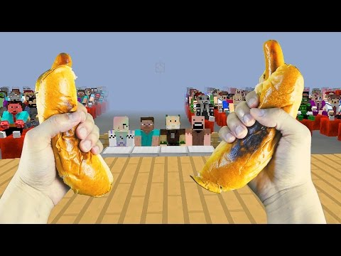 REALISTIC MINECRAFT - THE TALENT SHOWKaynak: YouTube · Süre: 5 dakika58 saniye