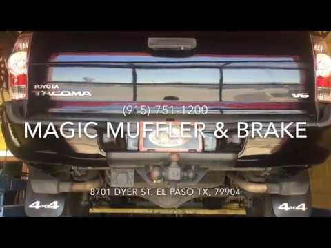 2012 Toyota Tacoma Magnaflow Wo X Pipe Vs W X Pipe Youtube