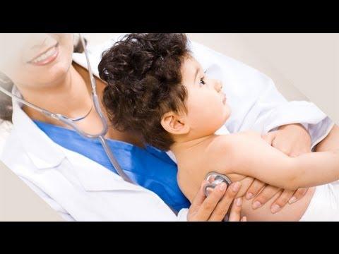Cómo se diagnostica el asma en los niños - YouTube