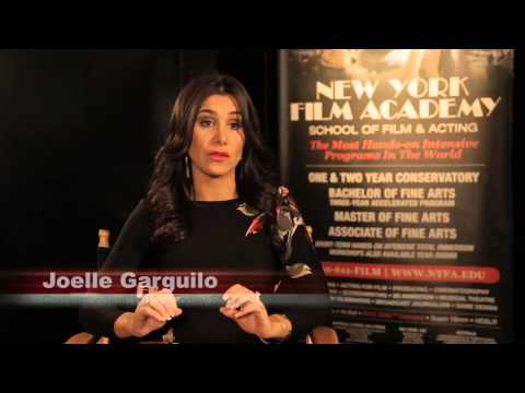 Joelle Garguilo Reviews New York Film Academy Broadcast Journalism School