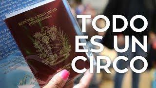 Análisis: venezolanos en Perú se regresan en vuelo financiado por el Gobierno de Vzla