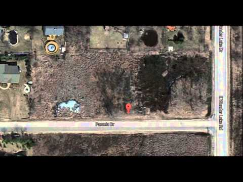 Cheap Land for Sale in Illinois – 0.85 Acres – Wonder Lake, IL 60097
