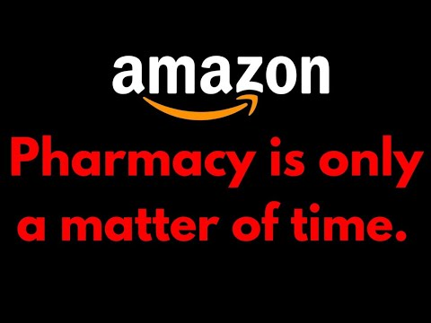 Amazon Pharmacy is only a matter of time.