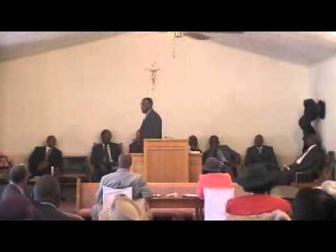Elder Louis Thomas---Sermon Part Two