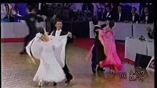 459 社交ダンス クイックステップ(Ballroom Dance QuickStep)2006年第27回日本インター