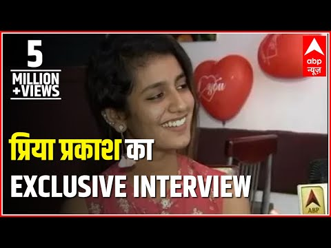 PRIYA PRAKASH VARRIER EXCLUSIVE: Internet 'Wink' sensation talks about LOVE life & much more