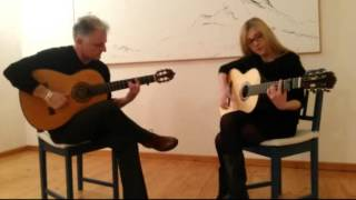 Gipsy-Rock - Gipsy Kings (Cover by Dieter Strobel u. Sarah Rieder)