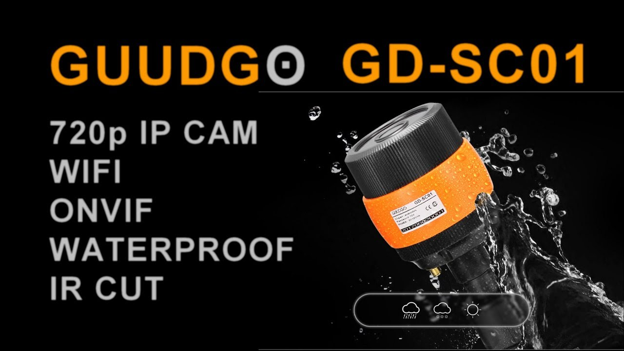 GUUDGO GD-SC01 android app overview, firmware update