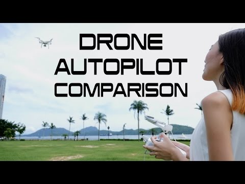 Tech China: Drone autopilots compared