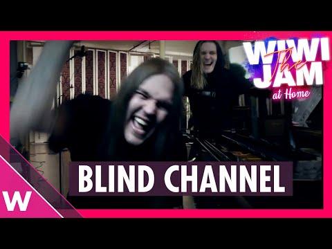 "Blind Channel (Finland Eurovision 2021) ""Husavik"" + ""Dark Side"" mashup   Wiwi Jam at Home"