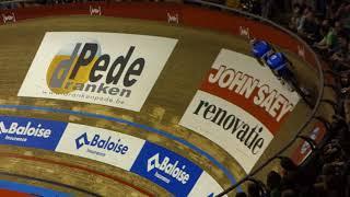 ヘント六日間レース Zesdaagse van Vlaanderen-Gent 17-11-2017