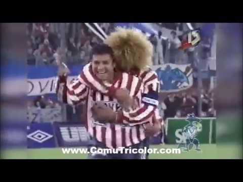Junior vs Velez Sarsfield  Semifinal Copa Libertadores 1994 (Ida y Vuelta)