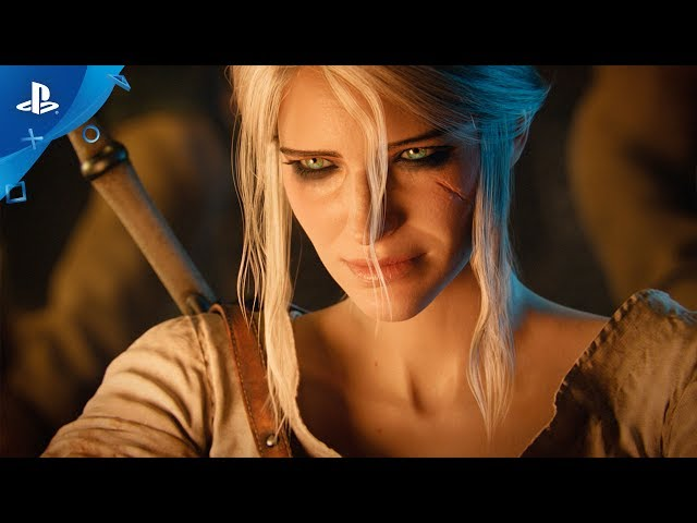 GWENT: The Witcher Card Game - Cinematic Trailer | PS4