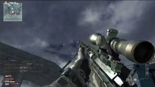 EPIC Across Map Throwing Knife MW3 by Bryson