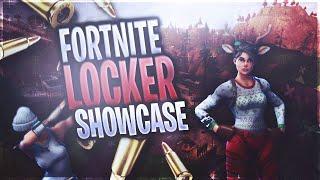 Fortnite Dope Locker Showcase 80+ Skins (First Video)
