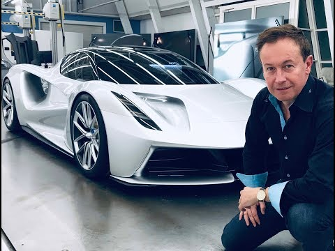 The £2.2m Lotus Evija - BBC Click