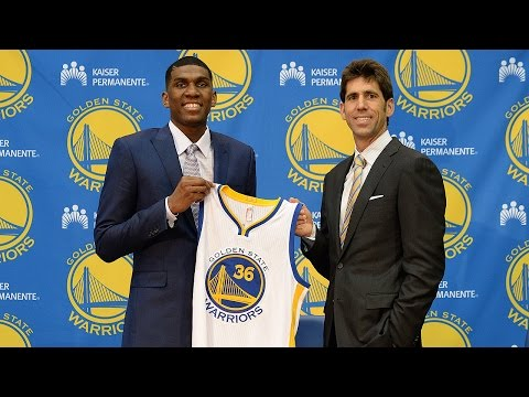 Kevon Looney Introductory Press Conference