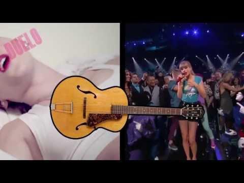 Taylor Swift Vs. Miley Cyrus / TKM