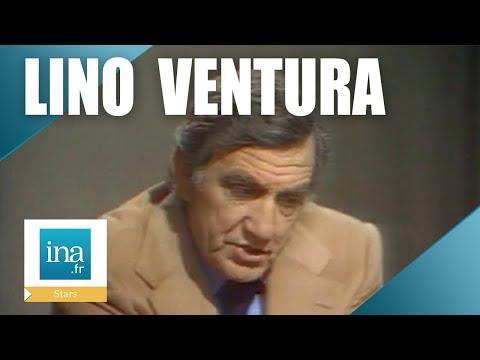 Lino Ventura en colère face au rejet du handicap | Archive INA