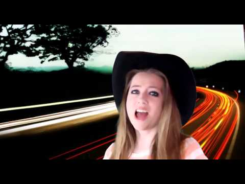 Disappearing tail lights - Jenny Daniels singing (Gord Bamford Cover)